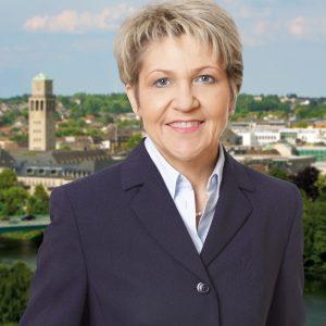 Dagmar Mühlenfeld, Oberbürgermeisterin der Stadt Mülheim an der Ruhr