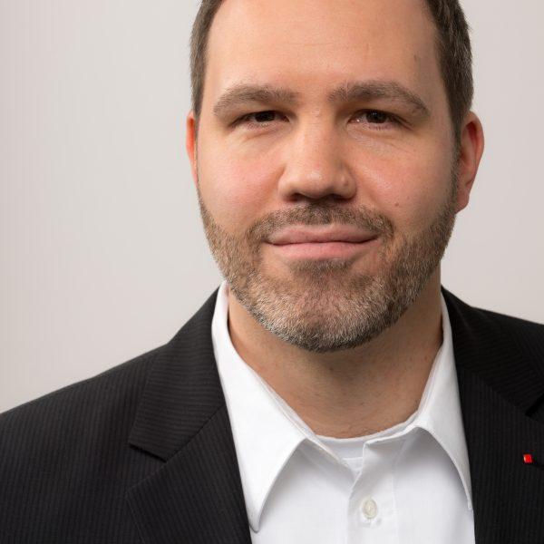 Daniel Mühlenfeld, Ortsvereinsvorsitzender